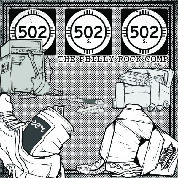 The Philly Rock Comp Vol.1 [502 South]